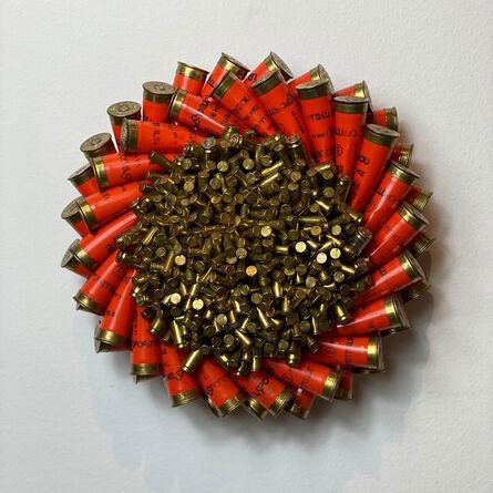 Federico Uribe, 'Bullet Flower II', 2015