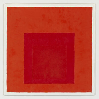 Jill Magid, 'Study for Homage to the Square Less is More, 1964, After Josef Albers', 2014