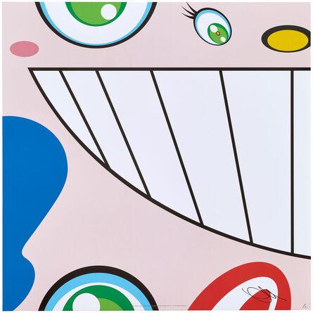 Takashi Murakami, 'We Are The Square Jocular Clan (2)', 2019