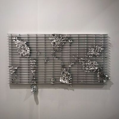 Asif Mian, 'The Aether, Sieved & Woven', 2019