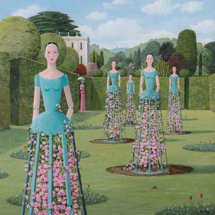 Alan Parry, 'Rose Mannequins', 2018