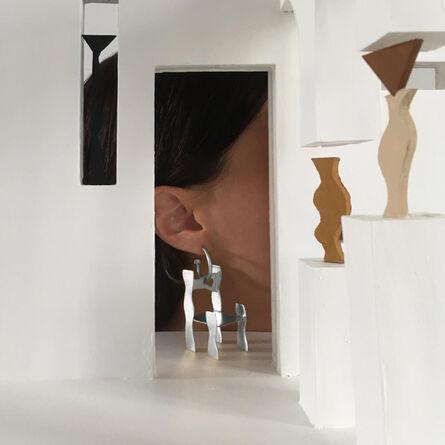 Garance Vallée, 'Ear ring', 2020