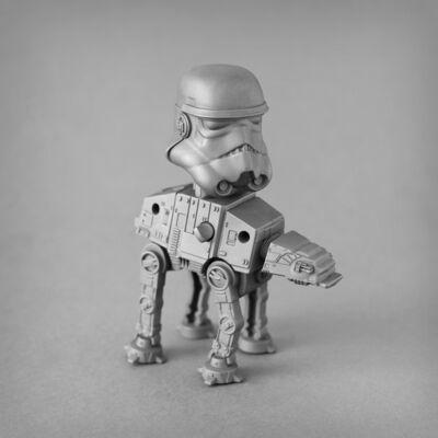 Walterio Iraheta, 'Storm trooper', 2016