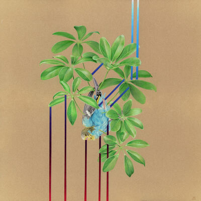 Jessica Tenbusch, 'Death in the Jungle Room', 2020