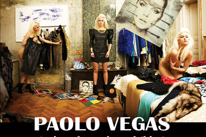 Paolo Vegas. Stories of People and Things