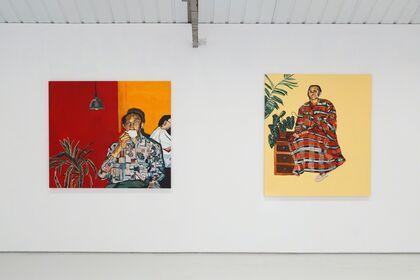 As We Were: A solo exhibition by Joy Labinjo