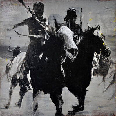 Gordon McConnell, 'Indian Racers'