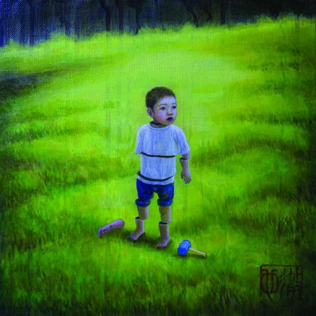 Tetsuya Ishida, 'Lost Child', 2004