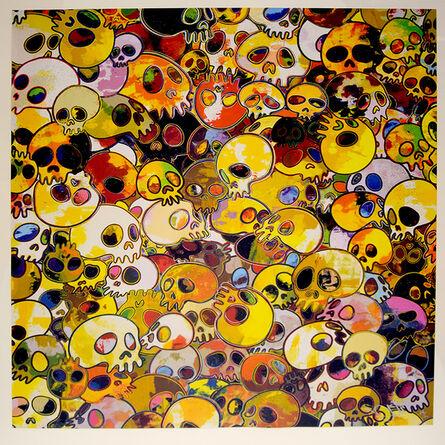 Takashi Murakami, 'MGST, 1962-2011', 2012