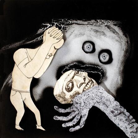 Roger Ballen, 'OH NO!', 2015