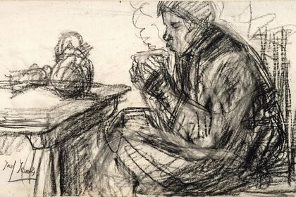 Drawn from life. Works on paper 1850-1950
