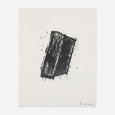 Richard Serra, 'Sketch 3 (from Sketches)', 1983