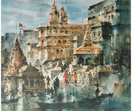 The Ghats of Kashi