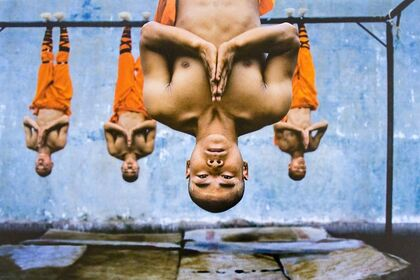 The Unguarded Moment: Steve McCurry, Takeshi Ishikawa