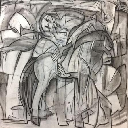 Mahmoud Masri, 'Untitled', 2016