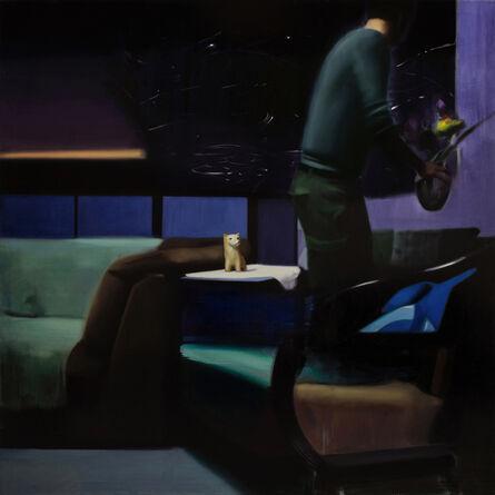 Sergiu Toma, 'The Wormhole', 2016