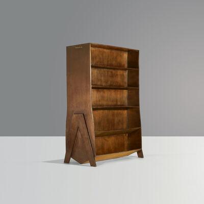 Pierre Jeanneret, 'PJ-R-04-A double-sided bookcase'