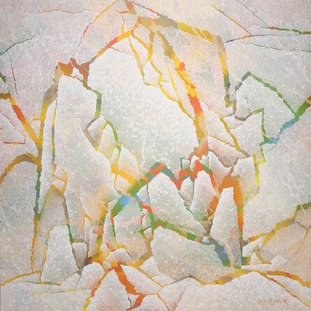 Qiu Deshu 仇德树, 'Fissuring', 2009