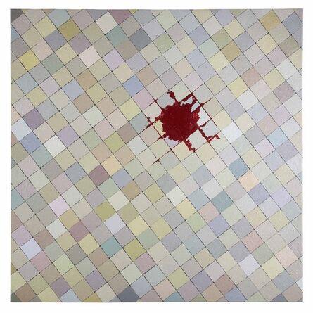 No Survivors, 'Red Series - Green No.4', 2013