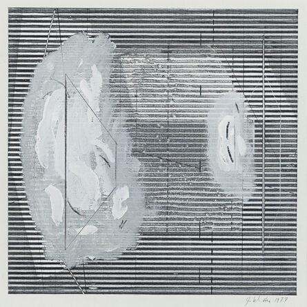 Jack Whitten, 'Space Panel #1'
