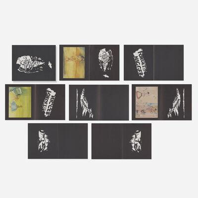 Kara Walker, 'Landscape (insert for Parkett 55)', 1999