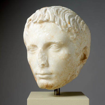 'Portrait of Augustus, Roman', Early 1st century
