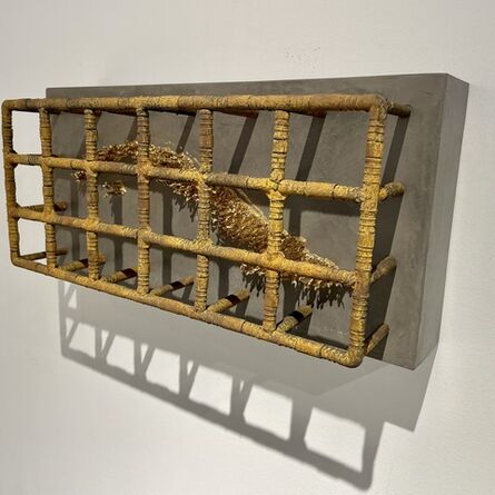 isidro llano, 'Cuba the jail island (La isla carcel)', 2020