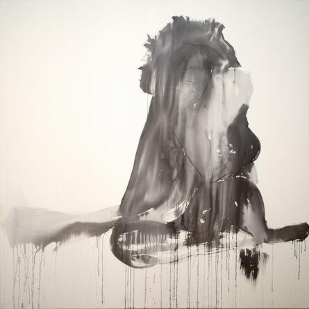 Mwangi Hutter, 'Falling glances never reach the ground', 2015