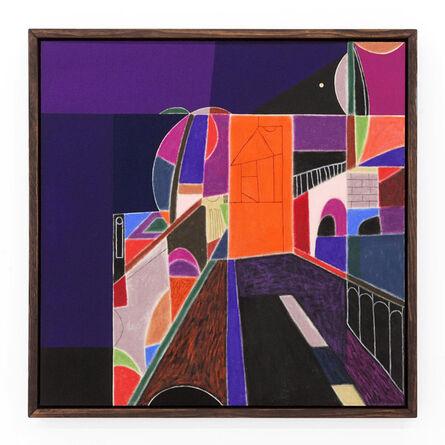 Muzae Sesay, 'Our Time on the Venetian', 2020