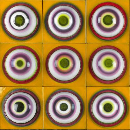 Stefan Knapp, 'Pop Art Wall Panel', 1970-1979