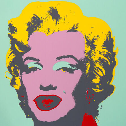 (after) Andy Warhol, 'Marilyn Monroe 11.23', 1967 printed later