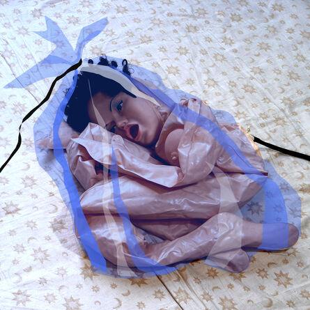 Renate Bertlmann, 'Eva im sack (Eva in the sack)', 2010