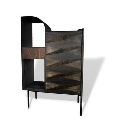 Alessandro Zambelli, 'Marque' Console, storage cabinet', 2016