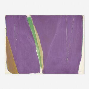 Jack Roth, 'La Ligne Tremblant', 1980