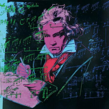 Andy Warhol, 'Beethoven Pink book-sm', 2000