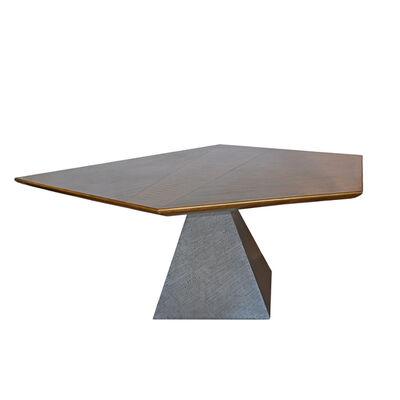 Lorenzo Burchiellaro, 'Pentagonal Center Table ', 1988