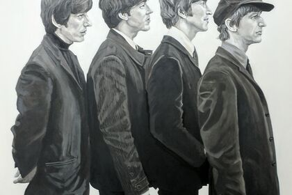 (All You Need Is) Satisfaction: Art Inspired By the Music of The Beatles and Rolling Stones