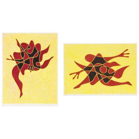 Takumi Shinagawa, 'Dance Song No. 5; Dance Song No. 7'
