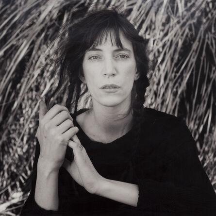 Robert Mapplethorpe, 'Patti Smith', 1987