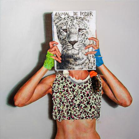 Alejandro Carpintero, 'Animal de Poder', 2016