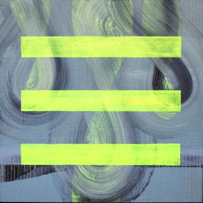 Catherine Gontarek, 'Equivalence Yellow', 2018