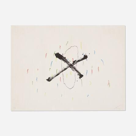 Antoni Tàpies, 'Silenzi', c. 1970