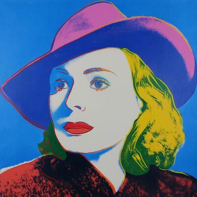 Andy Warhol, 'Ingrid Bergman With Hat (FS II.315)', 1983
