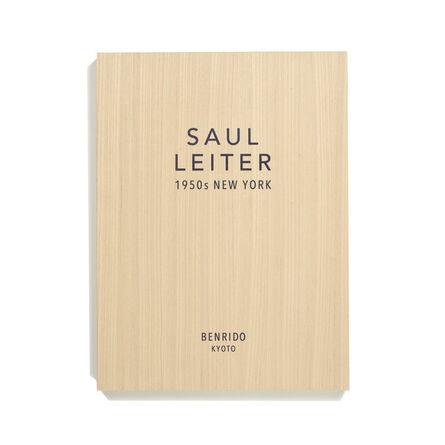 Saul Leiter, '1950's New York Collotype Portfolio', 2017