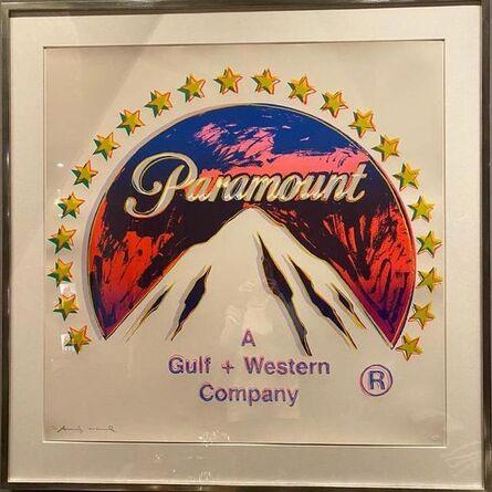 Andy Warhol, 'Ads Portfolio: Paramount', 1985