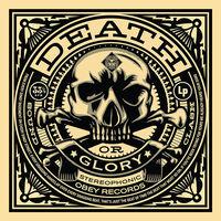 Shepard Fairey, '50 Shades of Black Box Set: Death or Glory', 2014