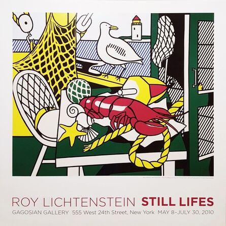 Roy Lichtenstein, 'Gagosian Gallery (Cape Cod Still Life II)', 2010