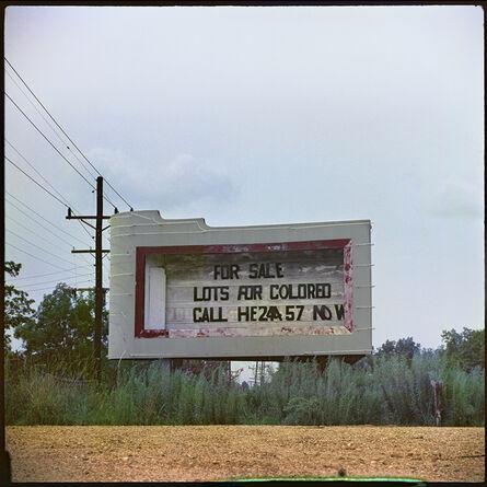 Gordon Parks, 'Untitled, Mobile, Alabama (37.001)', 1956