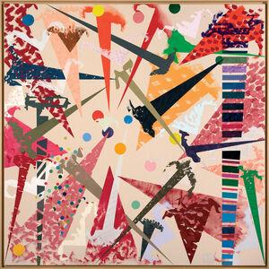 Noel Dolla, 'L'Échelle du bon Dieu', 2003