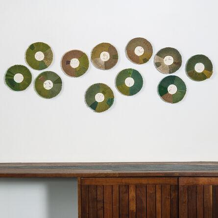 Caroline Bartlett, 'The Great Green Wall', 2018